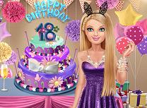 Barbie Petrecere Aniversara