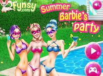 Barbie Petrecere de Vara