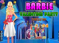 Barbie Petrecere de Ziua Indragostitilor