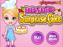 Barbie Prajitura Surpriza