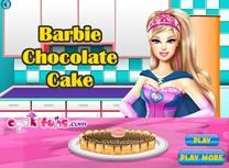 Barbie Prajitura cu Ciocolata