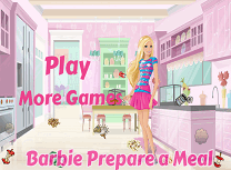 Barbie Pregateste Masa