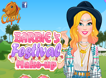 Barbie Pregatiri de Festival