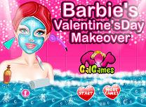 Barbie Pregatiri de Ziua Indragostitilor