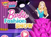 Barbie Prezentare de Moda
