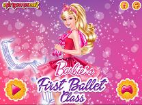Barbie Prima Ora de Balet
