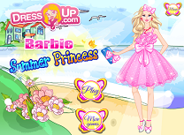 Barbie Printesa de Vara