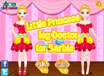 Barbie Ranita la Picior