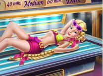 Barbie Rapunzel la Solar