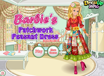 Barbie Rochie Traditionala