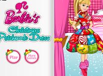 Barbie Rochie de Craciun