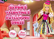 Barbie Rochita de Ziua Indragostitilor