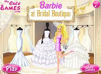 Barbie Salonul de Nunti