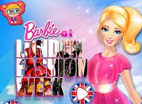 Barbie Saptamana Modei Londra