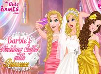 Barbie Selfie cu Printesele