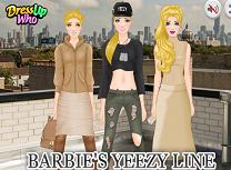 Barbie Si Stilul Yeezy