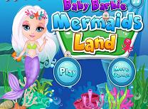 Barbie Sirena Pentru O Zi