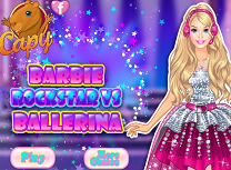 Barbie Star Rock vs Balerina