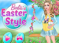Barbie Stil de Paste