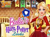 Barbie Stilul Harry Potter