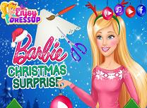 Barbie Surpriza de Craciun