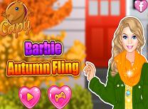 Barbie Tinuta de Toamna