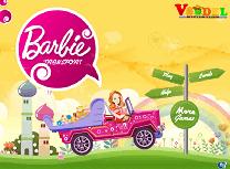 Barbie Transporta Jucariile