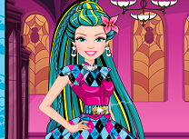 Barbie Uniforma Monster High
