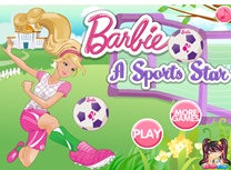 Barbie Vedeta Sportiva