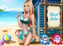 Barbie Weekend la Plaja