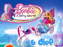 Barbie Zana 6 Diferente