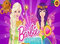 Barbie Zana Florilor