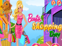 Barbie Ziua Cumparaturilor
