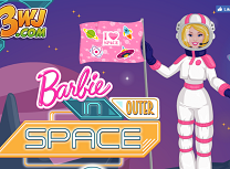Barbie in Spatiul Cosmic