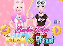 Barbie in Tokyo