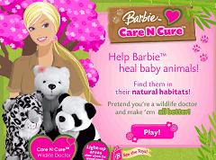 Barbie la Spital