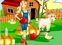 Barbie o Zi la Ferma