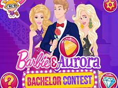 Barbie si Aurora Burlacite