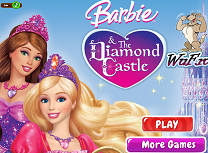 Barbie si Castelul de Diamant