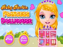 Barbie si Casuta de Papusi a Printeselor