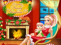 Barbie si Familia de Craciun