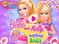 Barbie si Kelly Genti Asortate