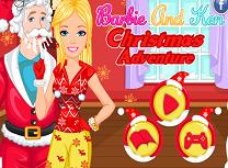 Barbie si Ken Aventura de Craciun