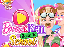 Barbie si Ken Inapoi la Scoala
