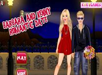 Barbie si Ken Intalnire Romantica 2