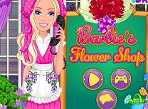 Barbie si Magazinul de Flori