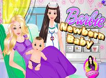 Barbie si Noul Nascut