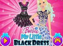Barbie si Rochia Neagra