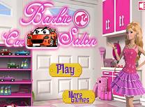 Barbie si Salonul de Masini