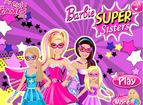 Barbie si Super Surorile